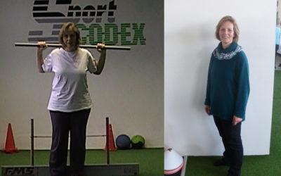 – 11 Kilos in 6 Wochen