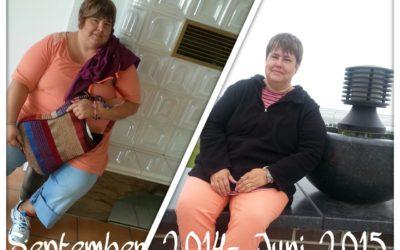 – 50 Kilo in 9 Monaten!