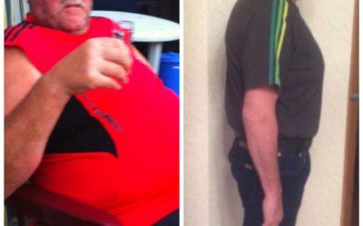 -30,2 Kilo in 4 Monaten!