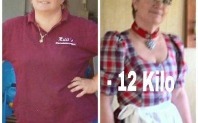 -12 Kilo in 8 Wochen!